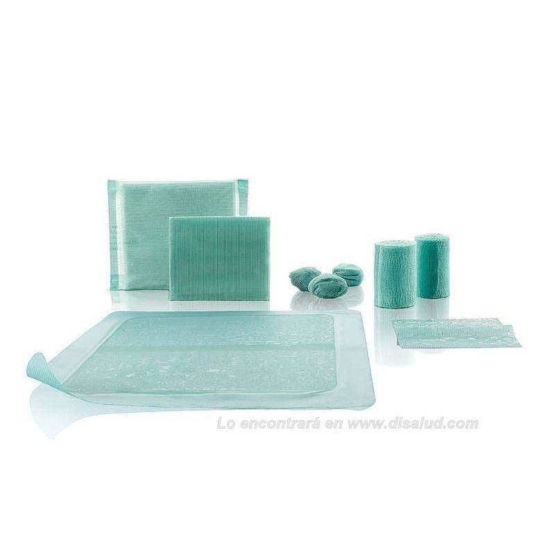 Bacterial uptake dressings Technology Sorbact ® BSN®.