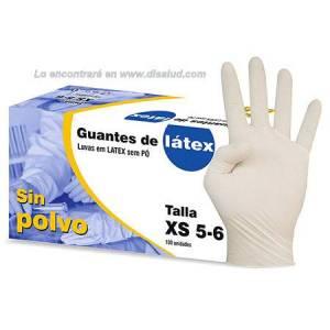 Gants latex 100% naturel...
