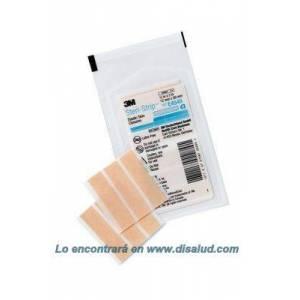 Sutura Cutánea Elástica Adhesiva 12x50mm 50 Sobres de 6 Tiras (300 Strip) Steri-Strip® 3M® E4549