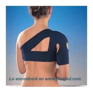 5529-Hombrera Neopreno Azul T.S Stil-health®