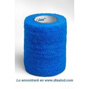 DiSalud-5212-1582B-V-coban-self-adherent-wrap-1583b-blue-36U