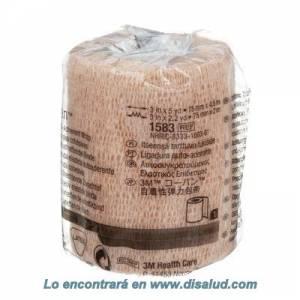 DiSalud-5212-1583-V coban-self-adht-wrp-7,5cmX4,5m-celofan
