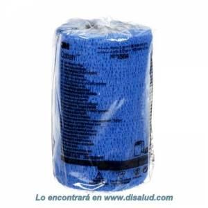 DiSalud-5212-1584B-V coban-Azul-10cmX4,5m-celofan