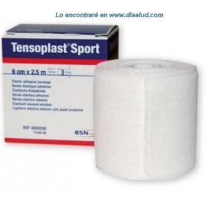 DiSalud-5203-715XX-V Elast Adhesiva Tensoplast® Sport BSN® 6x2,5