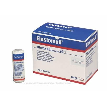5226-Elastomull® V gasa elast malla no cohesiva10cmx4m-20u BSN®