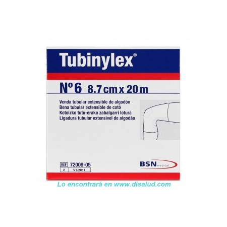 DiSalud-5275-V Tubular Extensible Algodón Tubinylex® N6 BSN®