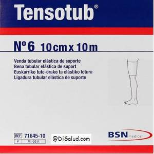 DiSalud-5277-06-V Tubular Elast Compresión-Tensotub® N6 BSN®