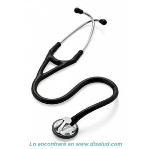 3M™ Littmann® Master Cardiology™ Stethoscope, Black Tube (OUS only)-2160-2-disalud
