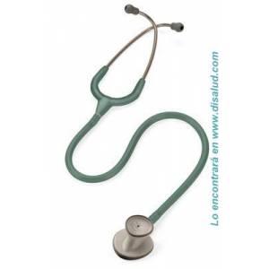 3M™ Littmann® Lightweight II S.E. Stethoscope, Seafoam Green Tube-2455-3-disalud