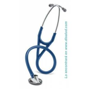 3M™ Littmann® Master Cardiology™ Stethoscope, Navy Blue Tube-2164-1-disalud