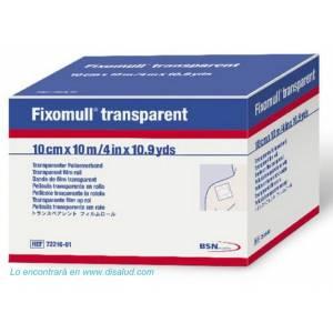 DiSalud-5118-Esp Fijación FIixomull® Transparent 10x10