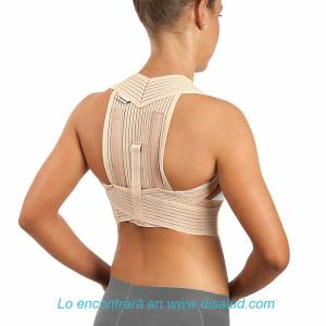 Breathable reinforced shoulder Orliman®