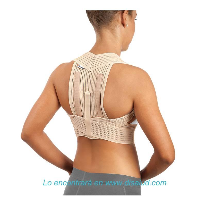 Breathable reinforced shoulder Orliman®