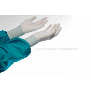 DiSalud-5775N.XX-Guante Latex Estéril Con Polvo 50pares-Naturflex®-su web
