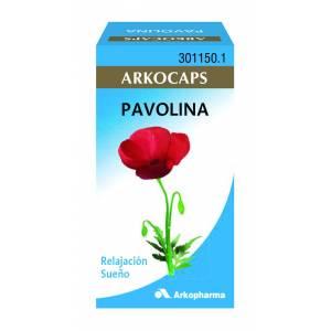 PAVOLINA ARKOCAPSULAS 140...