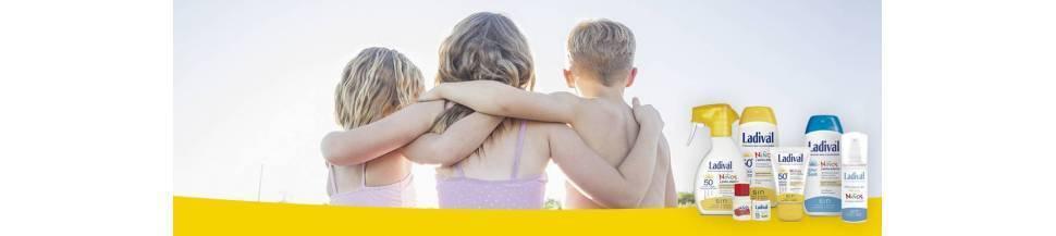 Sun-Children and Atopic Skins Ladival®