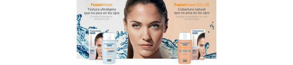 Sun-Facial and Color Isdin® Photoprotection